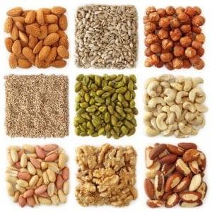 Nuts & Organic Seeds