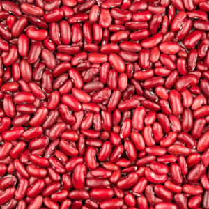 ORG DARK RED KIDNEY BEANS