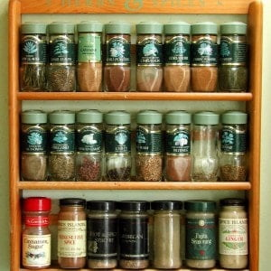 Organic Herbs & Seasoning