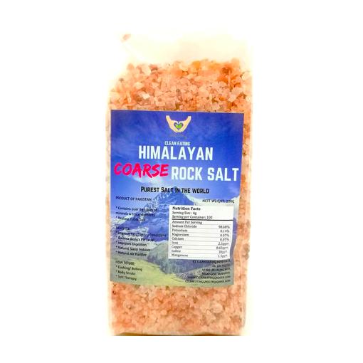 38. HIMALAYAN ROCK SALT COARSE