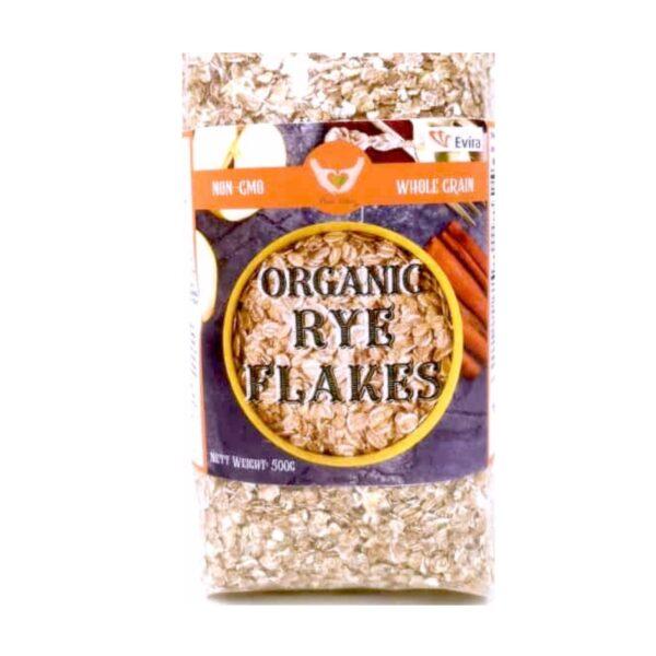 42. ORGANIC RYE FLAKES