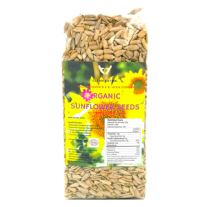 72. ORGANIC SUNFLOWER SEEDS