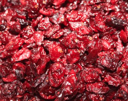 Cranberry Slice