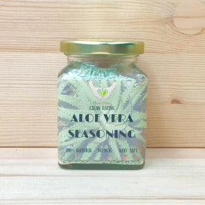 Clean Eating Aloe Vera Seasoning