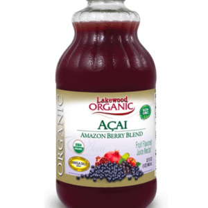LAKEWOOD ORGANIC ACAI BERRY JUICE