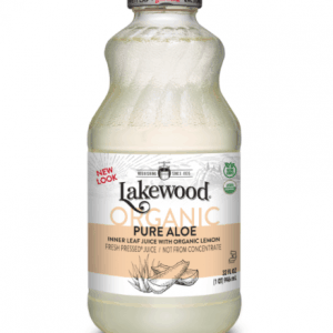 LAKEWOOD Organic PURE Aloe JUICE