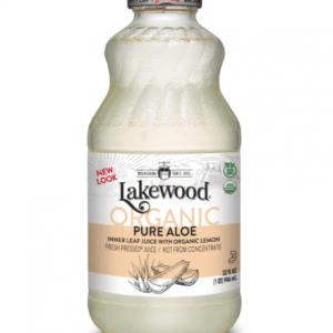 LAKEWOOD Organic PURE Aloe JUICE