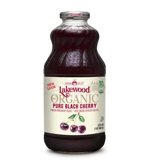 LAKEWOOD Organic PURE Black Cherry