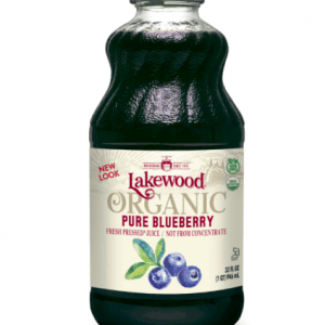 LAKEWOOD Organic PURE Blueberry