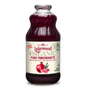 LAKEWOOD Organic PURE Pomegranate