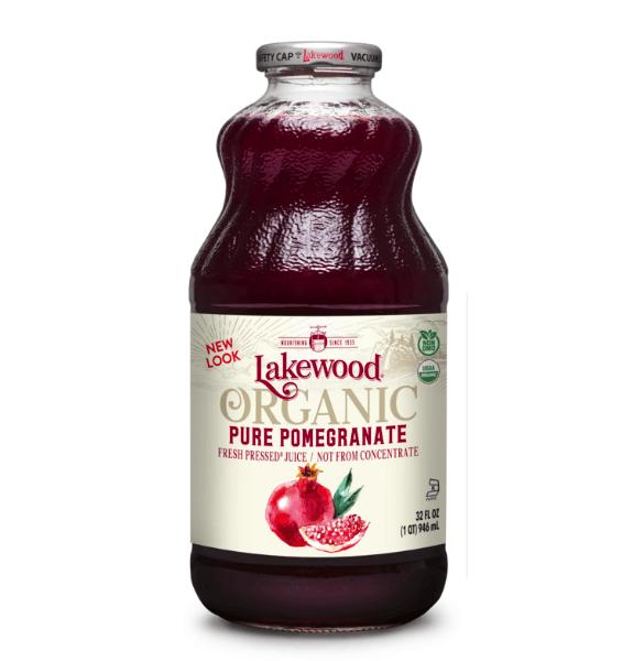 LAKEWOOD Organic PURE Pomegranate