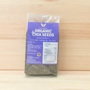 Clean Eating Organic Black Chia Seeds