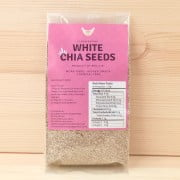 White Chia Product Photo