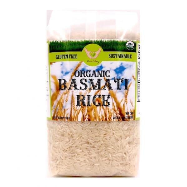 CEG_Organic Basmati Rice