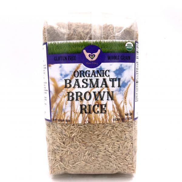 CEG_ORGANIC BASMATI BROWN RICE