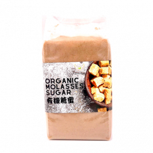 CEG_ORGANIC MOLASSES SUGAR