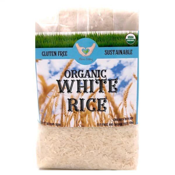 CEG_Organic White Rice