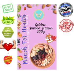 CE_Golden Jumbo Raisin 100g (F)