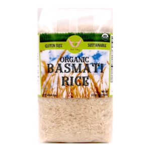 CE_Organic Basmati Rice 500g