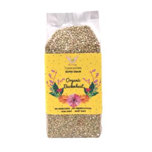 CE_Organic Buckwheat Kernel 500g