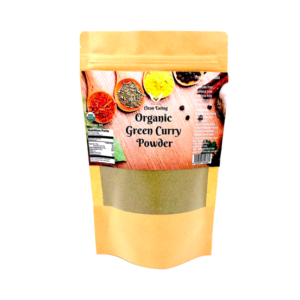 CE_Organic Green Curry Powder 100g