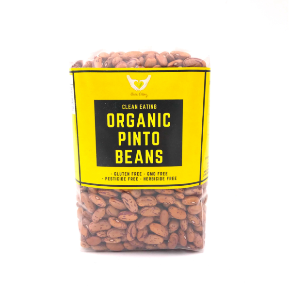 CE_Organic Pinto Beans 500g