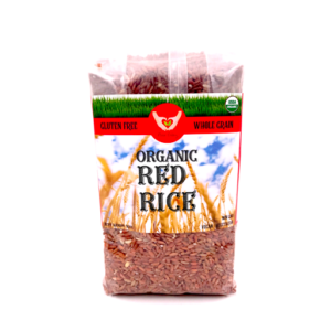 CE_Organic Red Rice 900g