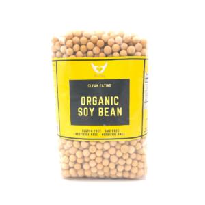 CE_Organic Soy Bean 500g