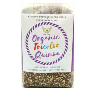 CE_Organic Tricolor Quinoa 500g