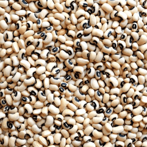 Organic Black Eye Beans