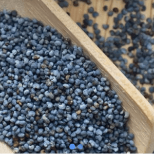 Org Blue Poppy Seeds