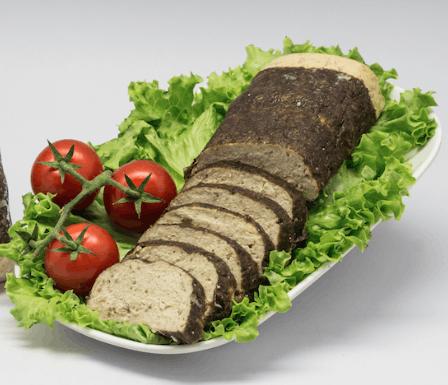Vegan Soy Fish Single Roll