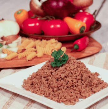 VEG MINCED MEAT