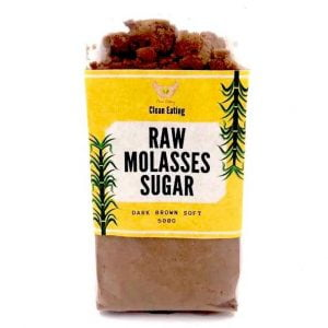 50. RAW MOLASSES SUGAR