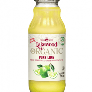 LAKEWOOD PURE ORGANIC LIME JUICE