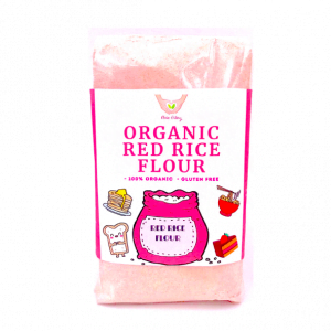 14. ORGANIC RED RICE FLOUR