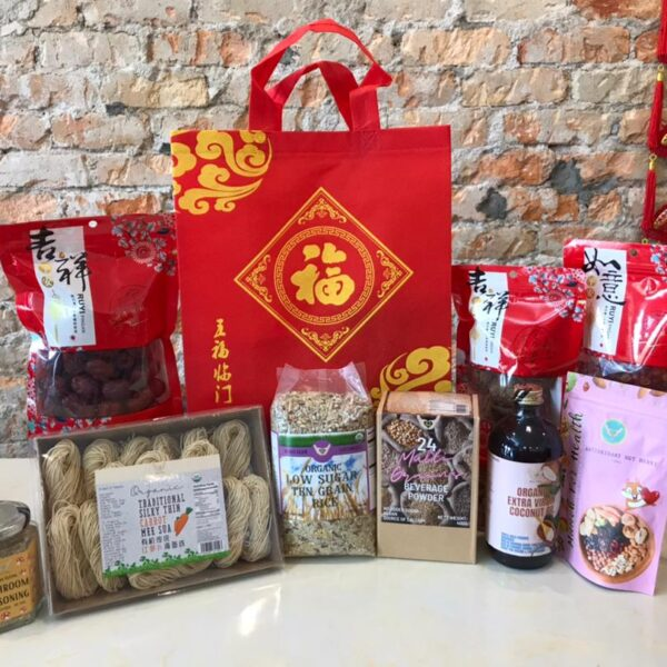 CNY Health Prosperity Bag Rm168